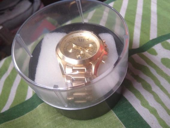 Relógio Feminino Michael Kors Dourado Mk5605/4dn - Dourado
