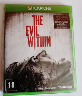 Juego The Evil Within Xbox One Usado Original