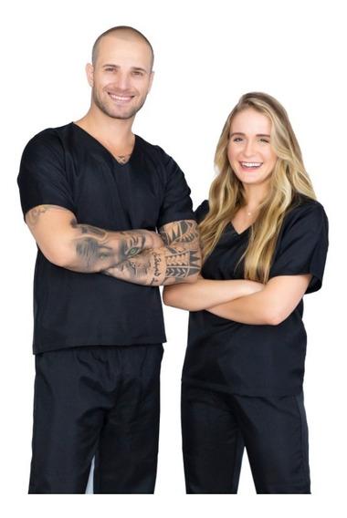 Pijama Cirúrgico Unissex Veterinário Medico Dentista