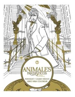 Animales Fantásticos - Warner Bros - Ediciones Harpercollins