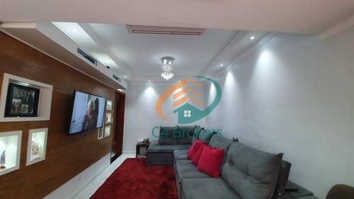 Casa À Venda, 115 M² Por R$ 705.000,00 - Gopoúva - Guarulhos/sp - Ca0193