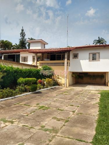 Chácara À Venda, 4 Quartos, 1 Suíte, 10 Vagas, Estância Recreativa San Fernando - Valinhos/sp - 5834