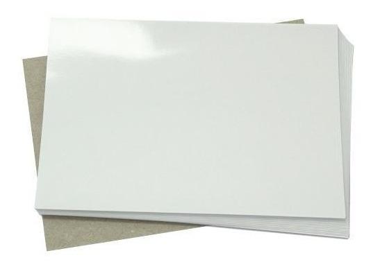 Papel Fotográfico A4 230 Gr Glossy Pacote Com 100 Folhas