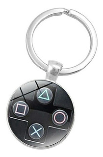 Chaveiro Geek Controle Playstation Ps3 / Ps4