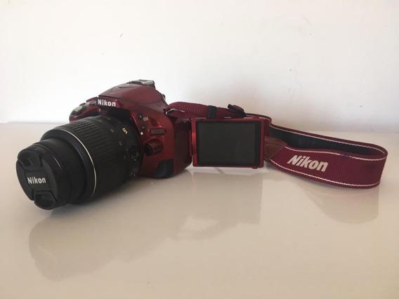 Maquina Nikon D5200,impecable!!!
