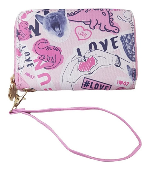 Billetera Fichero 47 Street Sweety 100% Original Importada