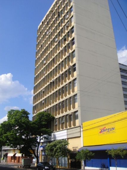 Sala Comercial Para Locação No Centro De Bauru - Sa00004 - 31910321