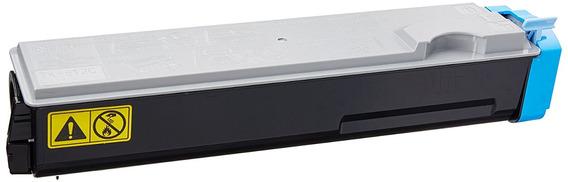 Kyocera Cyan Toner Cartridge, 8000 Yield