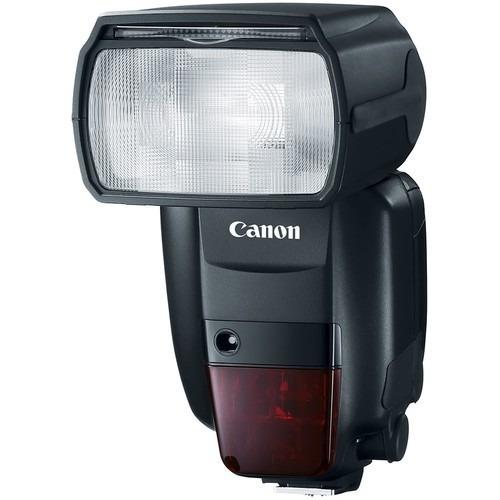 Flash Canon Speedlite 600ex Ii-rt P/entrega Frete Gratis S/j