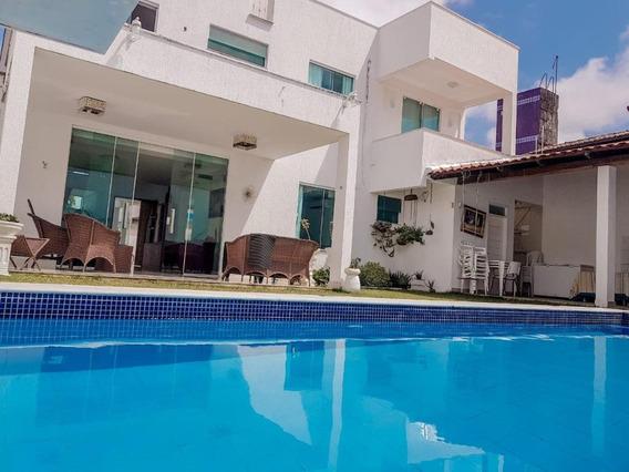 Casa Em Capim Macio, Natal/rn De 370m² 3 Quartos À Venda Por R$ 850.000,00 - Ca349332