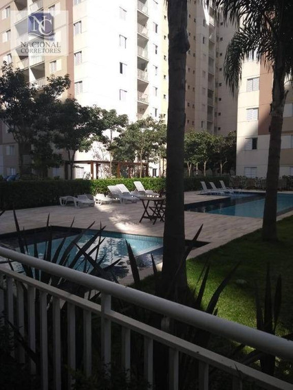 Apartamento Residencial À Venda, Bairro Jardim, Santo André. - Ap7754