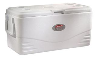 Caixa Térmica Coleman 100qt Xtreme Marine 95 Litros Branca