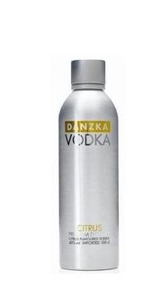 Vodka Danzka Citrus 750ml. - Envíos!