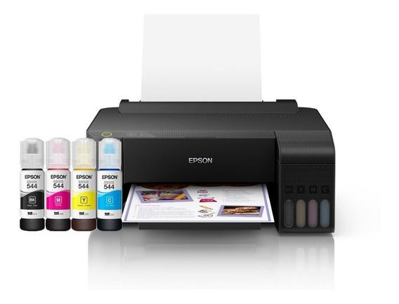 Impresora Epson L1110 Ecotank Tinta Continua Usb Inyección