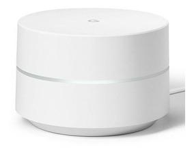 Roteador Google Wifi Dual Band Original Novo Sem Embalagem