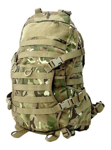Mochila Tactica Militar 40 Litros T.a.d