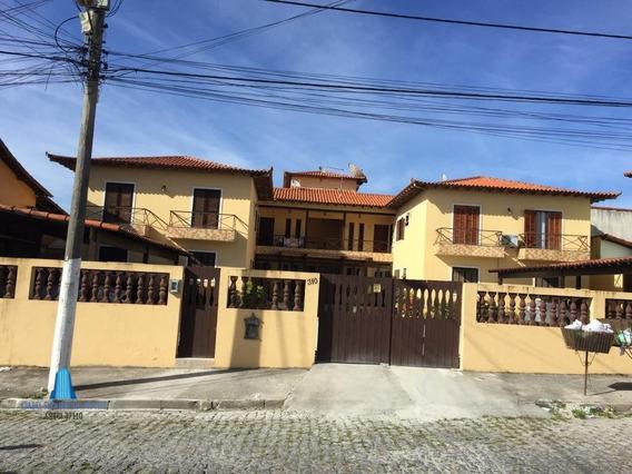 Apartamento A Venda No Bairro Centro Em São Pedro Da Aldeia - 887-1