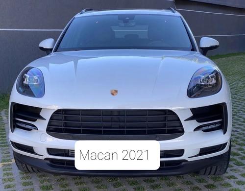 Imagem 1 de 15 de Porsche Macan 2021 2.0 Pdk 5p