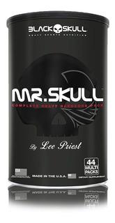 Mr. Skull - Black Skull 44 Packs
