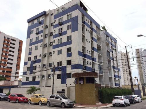 Imagem 1 de 30 de Apartamento À Venda, 110 M² Por R$ 320.000,00 - Fátima - Fortaleza/ce - Ap2385