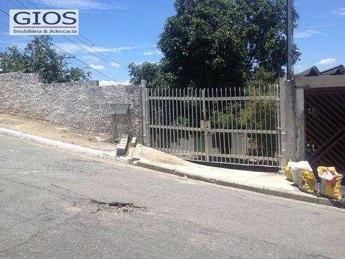 Imagem 1 de 18 de Terreno À Venda, 250 M² Por R$ 450.000,00 - Jardim Peri - São Paulo/sp - Te0043