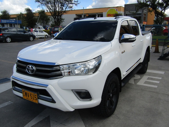 Toyota Hilux Hilux Revo 2,7 Gasolina