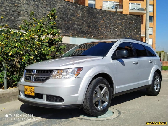 Dodge Journey Se 2400cc At Aa Ab 5 Psj