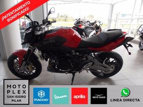 Aprilia Shiver 750i 0km 2017 Motoplex Pilar Financiación
