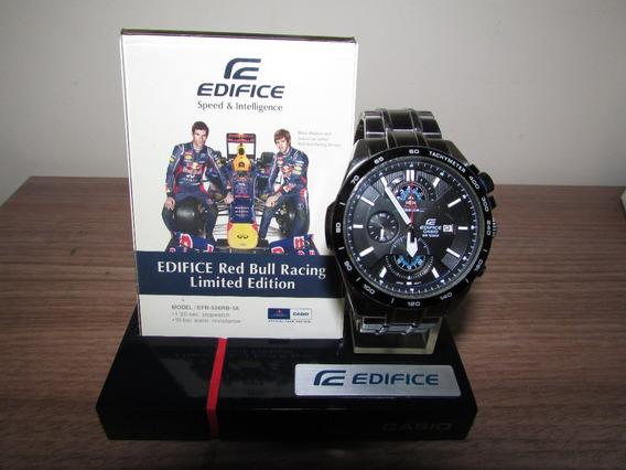 Relógio Casio Edifice Red Bull Racing Limited Edition