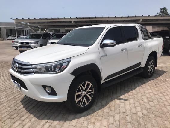 Toyota Hilux 2.8 Dc 4x4 Tdi Srx L/16 2017