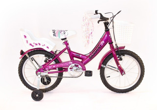 Bicicleta Niña Rod 14 Full