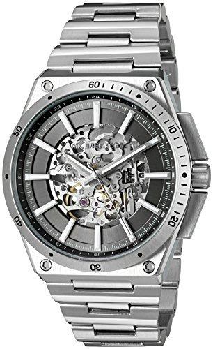 Plateado En Kors Hombre Wilder Mk902 Reloj Para Michael Tono l13FJKuTc