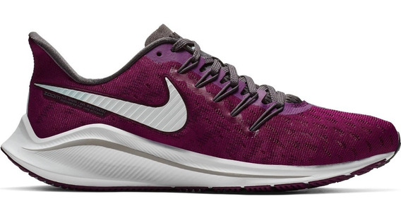 Tenis Nike Air Zoom Vomero 14 Mujer Correr Gym Pegasus React