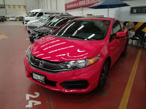 Honda Civic 1.8 Coupe L4 . Aut 2014