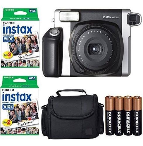 Imagen 1 de 5 de Fujifilm Instax 300 Photo Instant Camera Con Fujifilm Instax