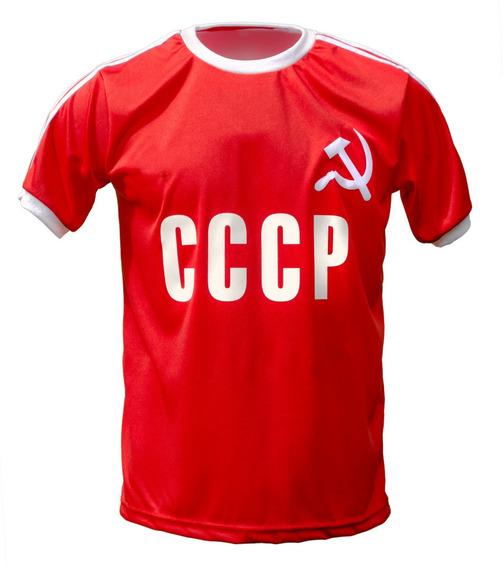 Camiseta Unión Sovietica Retro 1982 Vintage Cccp Urss Lenin