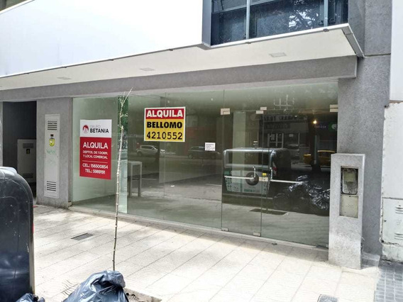 Local A Estrenar En Alquiler En Pleno Bv. Illía - Nueva Cba