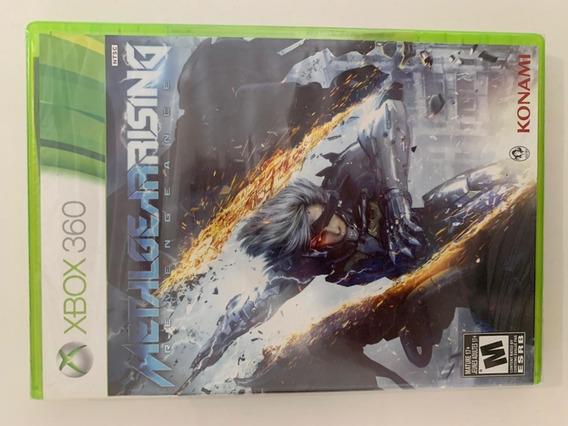 Metal Gear Rising Revengeance Ps3 - Original Lacrado