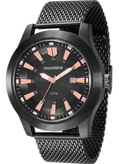 Relógio Mondaine Masculino- Promo 50% Off - Mod 76384gpmvpa1