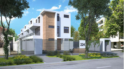 Townhouse Los Robles