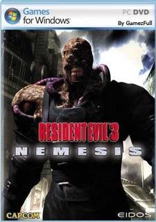 Resident Evil 3 Nemesis - Pc (digital)