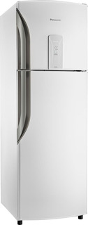 Geladeira / Refrigerador Panasonic, Frost Free, Duplex, 387l, Branco - Nr-bt40b