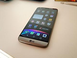 Smartphone LG G5 H820 4gb/32gb *top De Linha* A