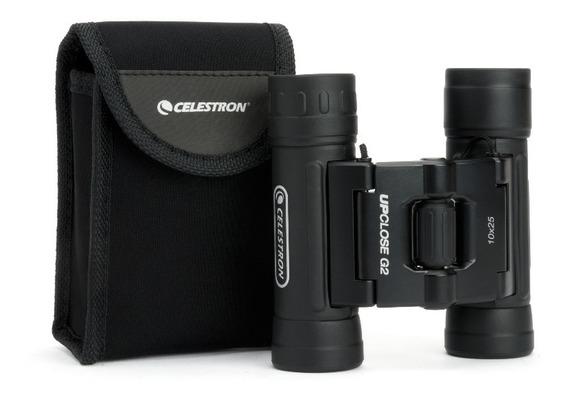 Binóculo Celestron Upclose G2 10x25 Roof Prism Binoculars