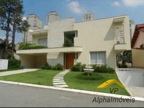 Imagem 1 de 18 de Casa A Venda No Bairro Alphaville Em Santana De Parnaíba - - Vpr3-74-1