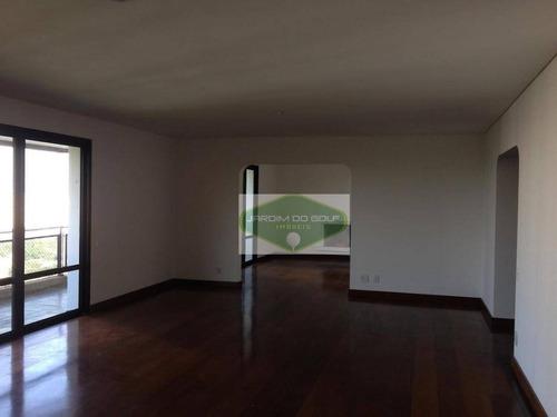 Alto Da Boa Vista 4 Suites 329m2 3 Vagas Darwin - Ap1134