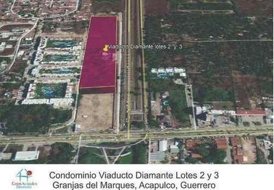 Cad Playa Diamante - Viaducto Diamante. Lotes 2 Y 3
