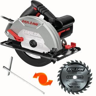 Sierra Circular Madera Skil 5200 1200 Watts Mano Disco 7 1/4 -5402 Skill