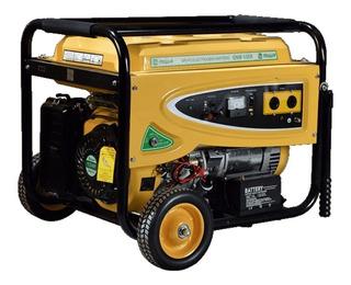 Generador portátil Niwa GNW-55-ER 5500W monofásico con tecnología AVR