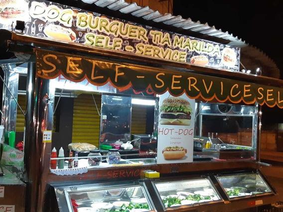 Trailer Self-service Completo (food Truck)